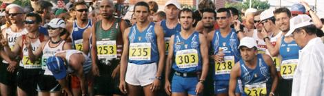 Saroma Ultramarathon - partenza
