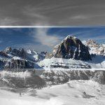 Ciaspole al Nuvolau